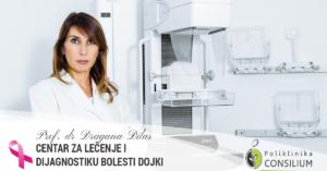 centar za lečenje i dijagnostiku bolesti dojki