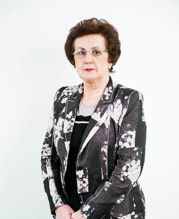 Prof. dr Ljiljana Todorović Đilas