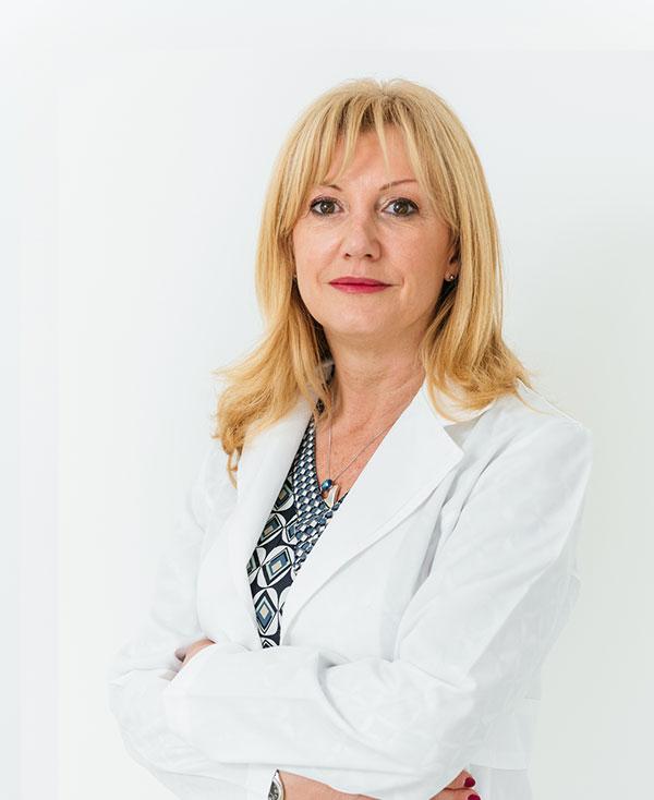 Dr Irena Bujas